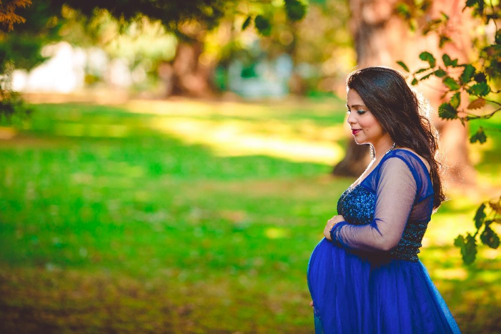 Priyanaka's Maternity Shoot