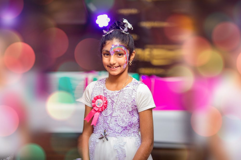 Yuvika's 5th Birthday