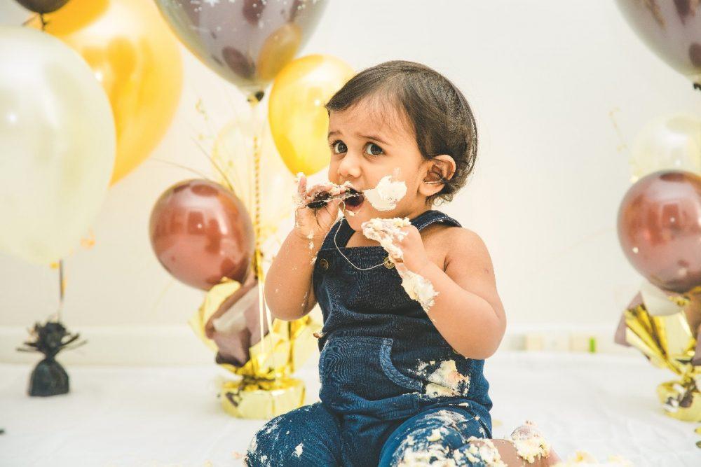 Arun's Cake Smash